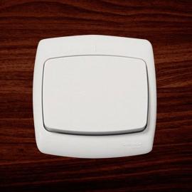 """Выключатель """"Рондо"""" С16-067, 1 клавиша"""