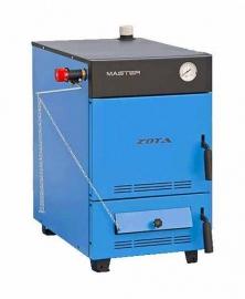 Угольный котел Zota Master-32 (32 кВт), классический