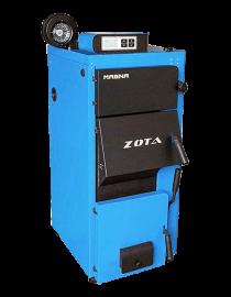 Угольный котел Zota Magna-80 (80 кВт), полуавтоматический