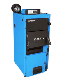 Угольный котел Zota Magna-60 (60 кВт), полуавтоматический