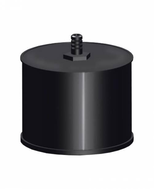 Заглушка с конденсатоотводом П эмалированная 0,8мм d 150 мм