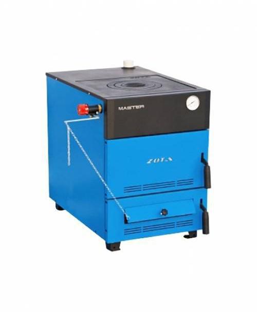 Угольный котел Zota Master-12 (12 кВт)