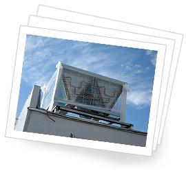 Системы кондиционирования: фотографии выполненных объектов