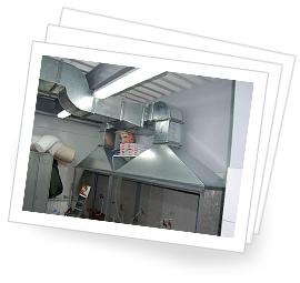 Вентиляция: фотографии выполненных объектов