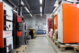 Магазин отопительного оборудования в Красноярске