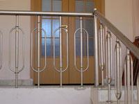 Галерея объектов: лестничные ограждения для офисов