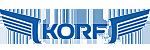 Датчик давления Korf DPD-5 500 Pa дифференциальный, с контактором